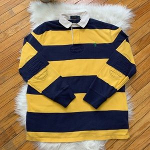 POLO By Ralph Lauren Shirt Long Sleeve Rugby Polo